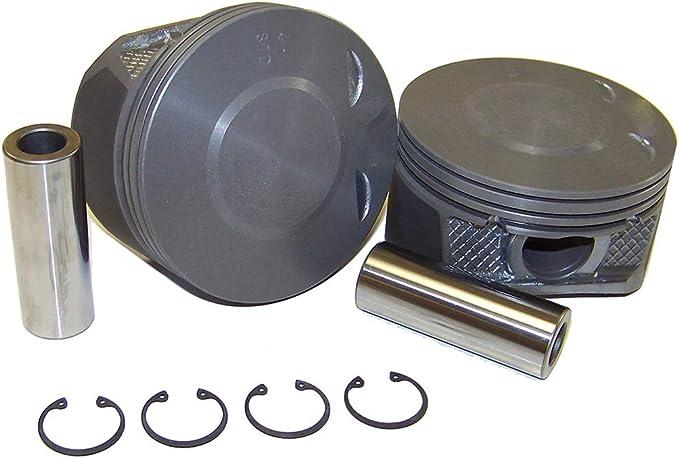 DNJ P3137.20 Oversize Complete Piston Set For 07-12 Chevrolet GMC 3.7L DOHC 20v