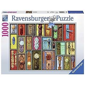 Ravensburger Italy Antiche Maniglie Puzzle Da Adulti Multicolore 1000 Pezzi 19863