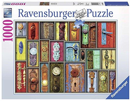 - Ravensburger Antique Doorknobs-1000 Piece Jigsaw Puzzle
