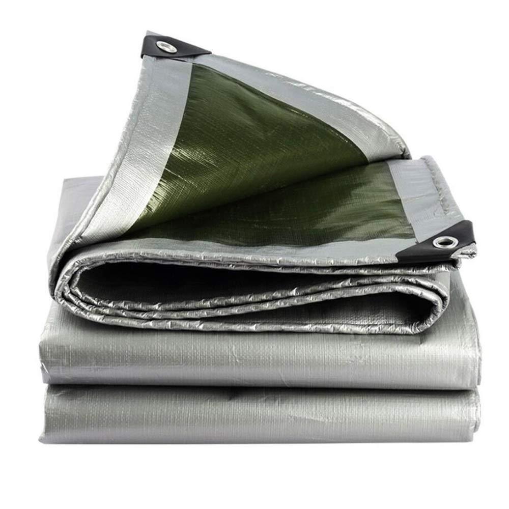 GXING Plane, Silber-polyethylenbeschichtetem Außenregen und oxidierter Sonnenschirm-Caravan-Isolierung wasserdichter winddichter Regen-Campingunterstand im verschneiten Sonnenschirm im Freien