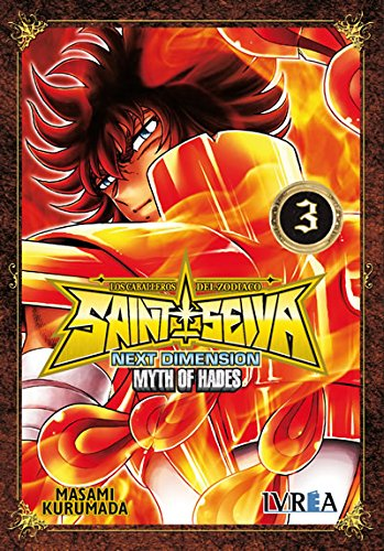 Saint Seiya 3 Next Dimension Myth Of Hades (Spanish Edition)