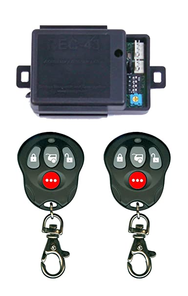 Proline REC43T+ Basic Keyless Entry System