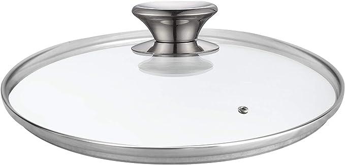 Amazon.com: Cook N Home 02592 - Tapa de cristal templado ...