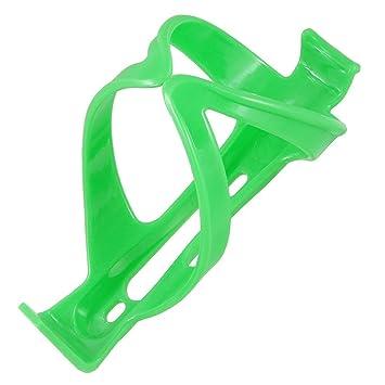 Deal MUX bicicleta de bicicleta de 4 – 6 cm verde plástico soporte para botellas Deportes