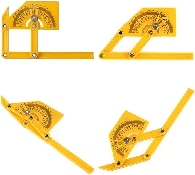 Delaman Num/érique inclinom/ètre Nivellement Protractor Instrument Degr/é de Base magn/étique