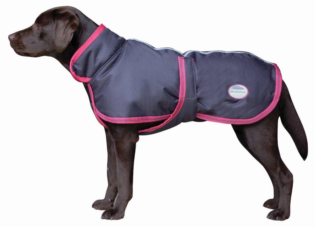 Weatherbeeta Regenmantel/Parka für Hunde, mit Bauchgurt, 1.200Den