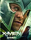 X-Men: First Class ICON (Bilingual) [Blu-ray + Digital Copy]