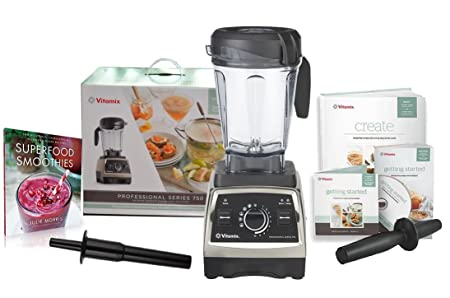 Vitamix Professional Series 750 Licuadora (1944) con Superfood ...
