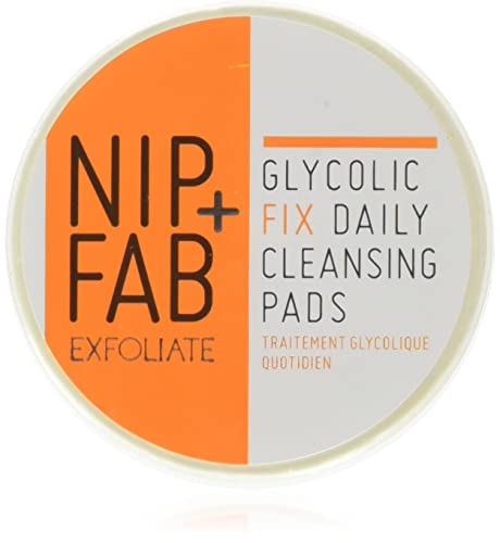 SAMPLE Nip+Fab Glycoilc Fix Deluxe sample 5 pads (Promotional Credit with Purchase)