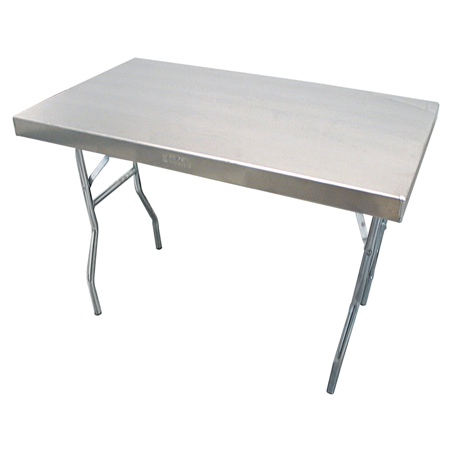 Pit Pal Products 156 25'' x 42'' Aluminum Work Table