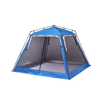 Seatopia 6 Person 10.5x10.5Ft Instant Screen House Canopy Family Tent with Rainfly  sc 1 st  Amazon.com : instant screen canopy - memphite.com
