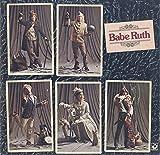 Babe Ruth: Self Titled LP VG++ Canada Harvert ST 11367 with lyric sleeve