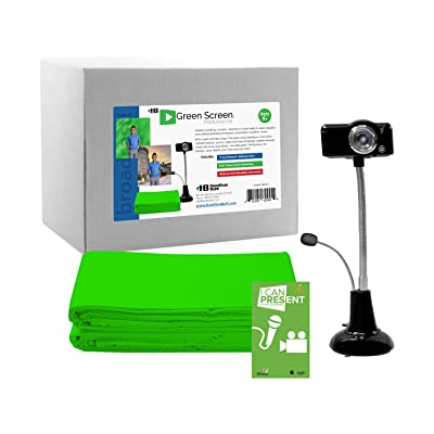 HamiltonBuhl - STEAM Education- Green Screen Production Kit: Toys & Games