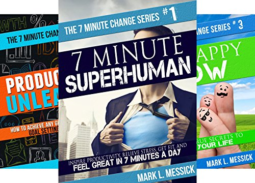 7 Minute Change (3 Book Series)