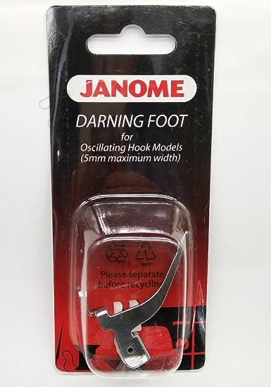 honeysew pie para zurcir (P) oscilante gancho modelo para Janome ...