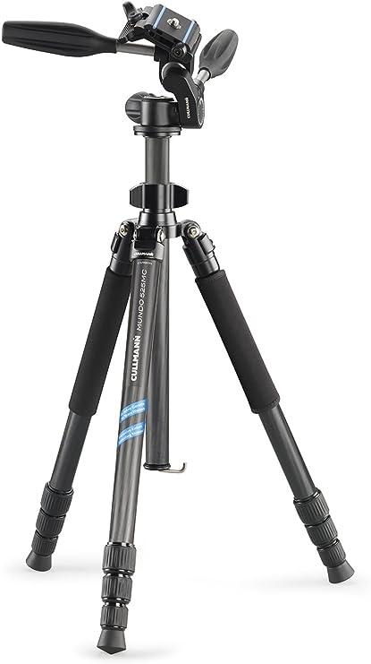 Cullmann Mundo 525mc Ot35 Carbon Dreibeinstativ Inkl Kamera