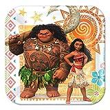 Moana Disney Hawaii Beach Plates Cake Party Decoration x24 Favors