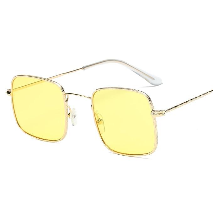 Amazon.com: gafas amarillas transparente oceánico película ...