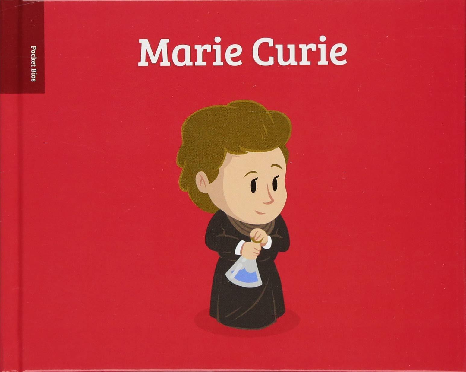 Pocket Bios: Marie Curie ebook