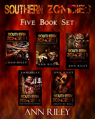 Southern Zombies : Five Book Set
