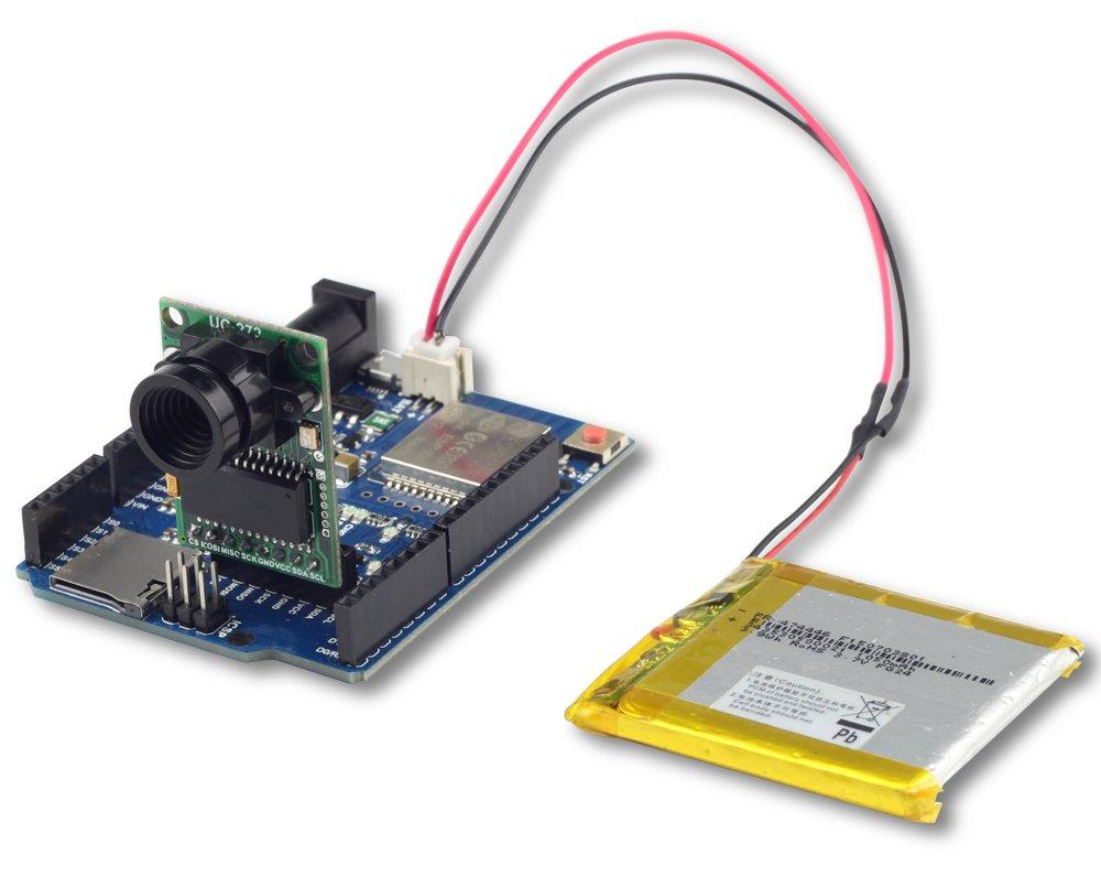 Arducam ESP32 UNO Board for Arducam Mini Camera Module Compatible with Arduino UNO R3 by Arducam (Image #5)