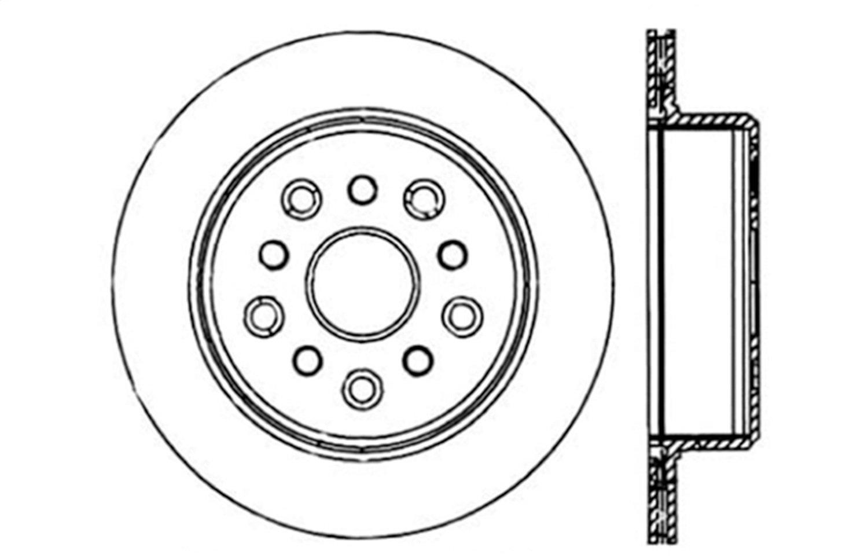 Genuine Hyundai 46510-3A600 Wheel Speed Sensor Assembly