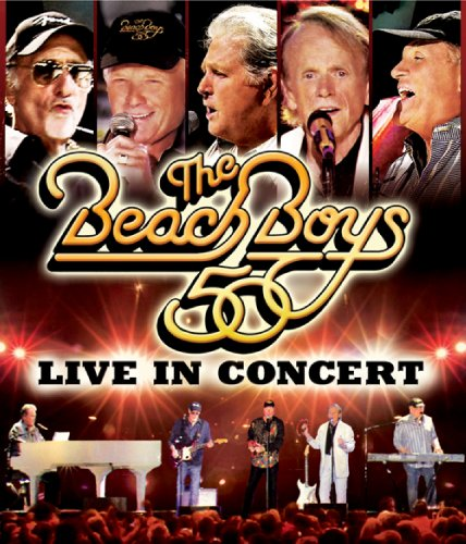 The Beach Boys 50: Live in Concert [Blu-ray] [2012]