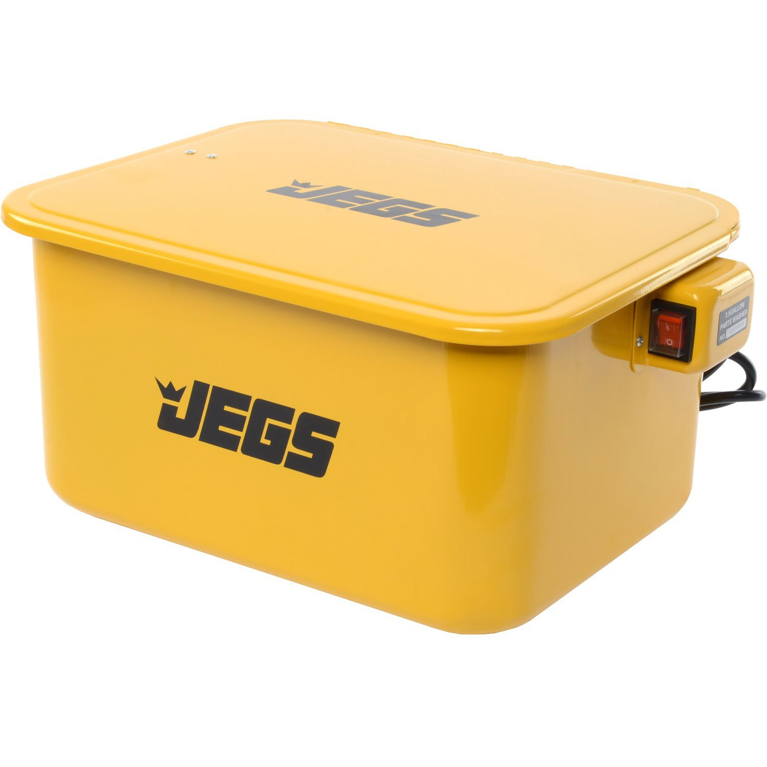 JEGS Performance Products 81526 Portable 5 Gallon Parts Washer
