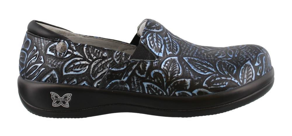 Alegria de la Mujer Keli Profesional Zapatos 43 M EU|Azul (Blue Romance)