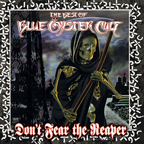 Don't Fear The Reaper-The Best Of Blue Oyster Cult (180 Gram Audiophile Translucent Blue Vinyl/Limited Anniversary Edition/Gatefold Cover) - Company Oyster