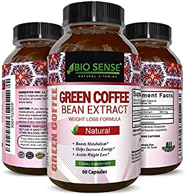 Green coffee helps in weight loss