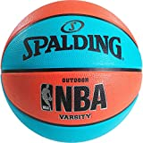 Spalding NBA Varsity Multi Color Outdoor Basketball