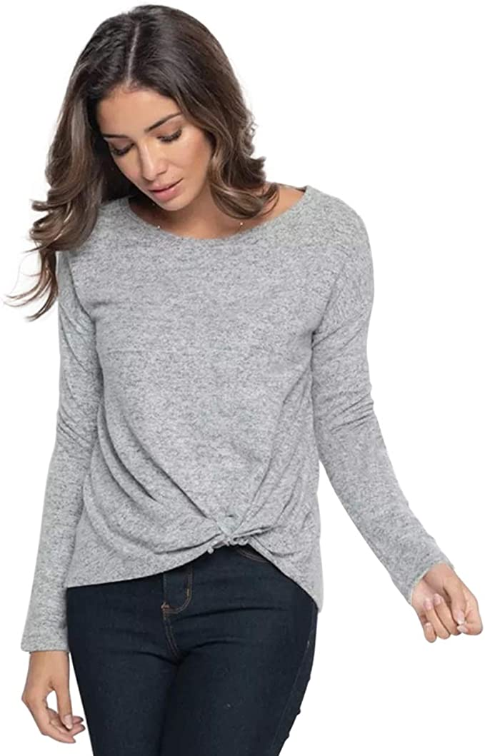Pencil Crew Neck Women/'s Sweater Dress Office Warm Party Casual Solid Color YW