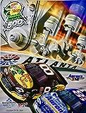 2003 - NASCAR/Atlanta Motor Speedway - Bass Pro Shop MBNA 500 Official Program Plus Extras - Vinyl Cover w/Logo - Rare - Collectible