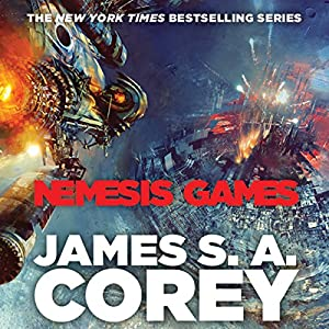 Nemesis Games Audiobook