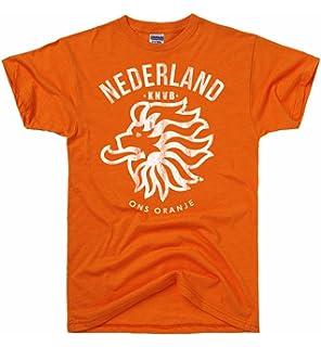 DirtyRagz Men s Netherlands Flag Holland Dutch Soccer Mens T-shirt 0925b2671