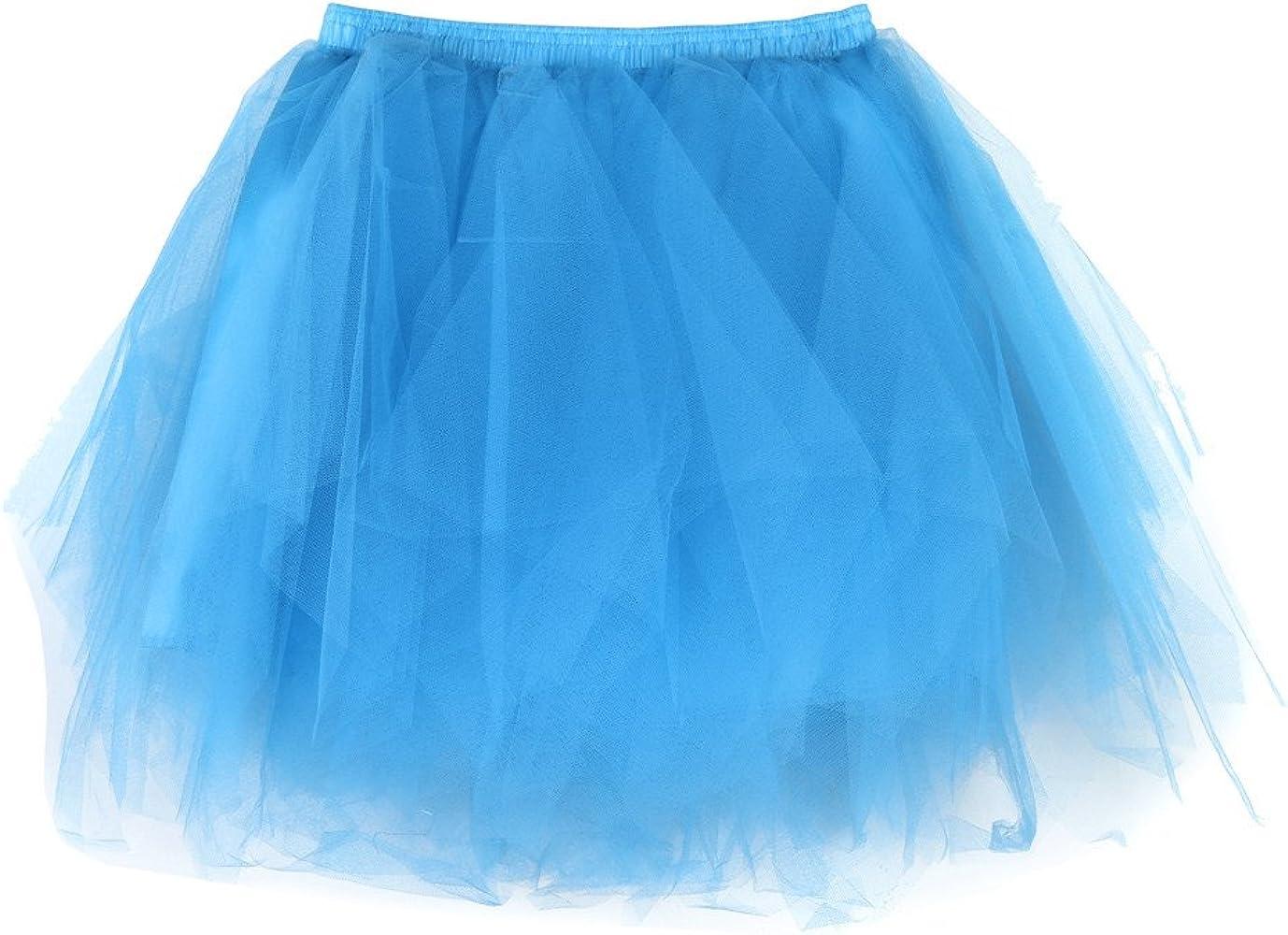 Cinnamou Vestido de Fiesta Mujer, Adolescente Niñas Tutu de ...