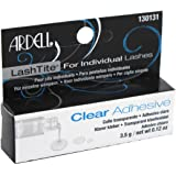 Ardell Lashtite Adhesive, Clear, 0.12 Ounce