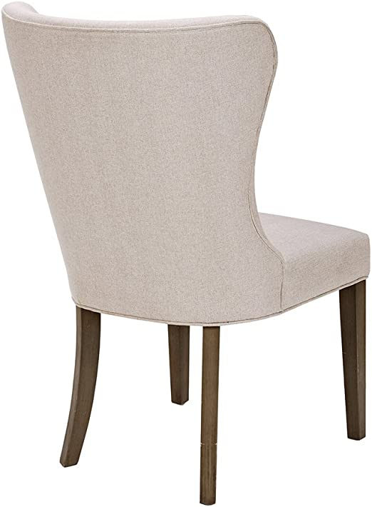 Amazon Com Helena Dining Side Chair Cream Grey See Below Chairs