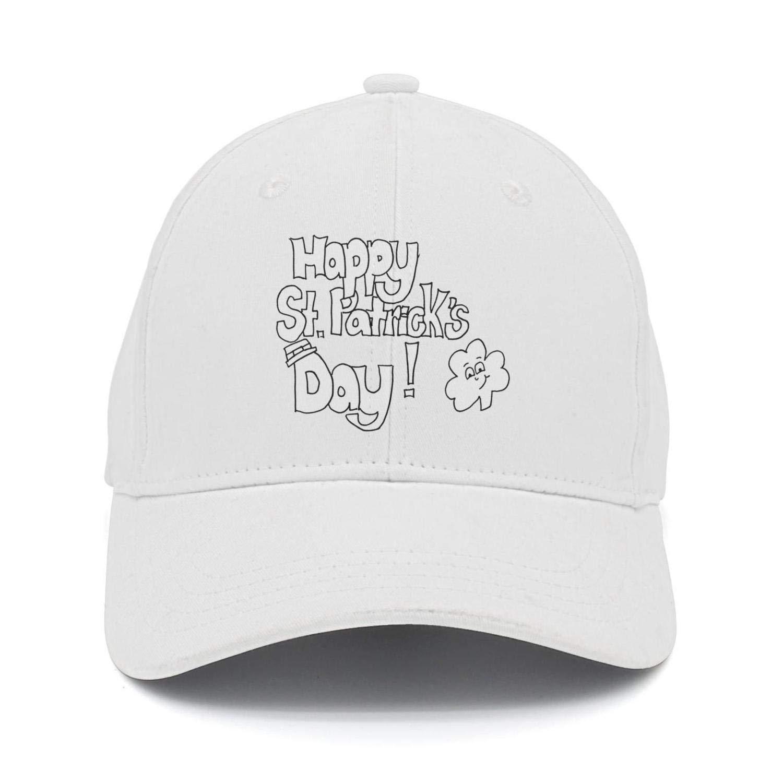 Happy All Saints Day Woolen Peak Cap Snapback Hat Visor Hats at Amazon  Men s Clothing store  9eea920c309