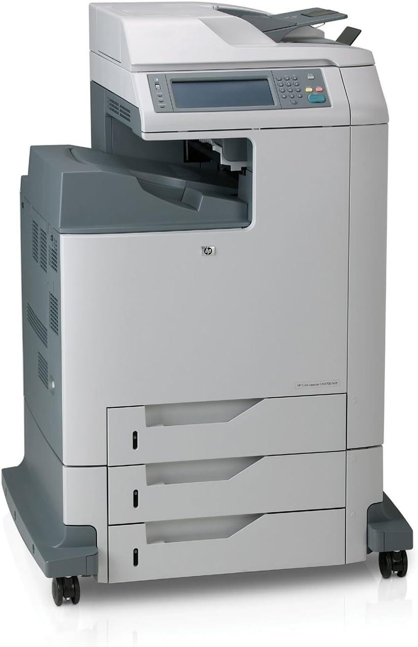 HEWLETT PACKARD : HP Color LaserJet CM4730 MFP Printer
