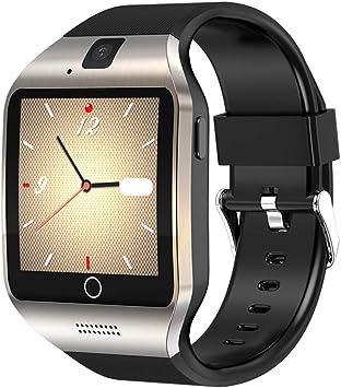 KLAYL Reloj Inteligente V88 Android 4.4 Reloj Inteligente Q18 Plus ...