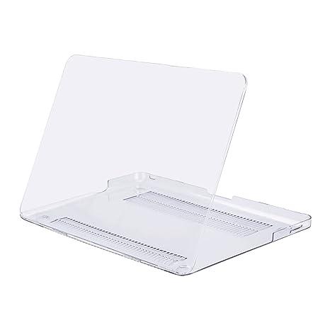 MOSISO Funda Dura Compatible Old MacBook Pro 13 Pulgadas con CD-ROM A1278 (Versión 2012/2011/2010/2009/2008), Carcasa Rígida Protector de Plástico ...