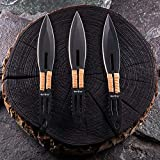 Tactical Survival Throwing Knife Set - Three Full