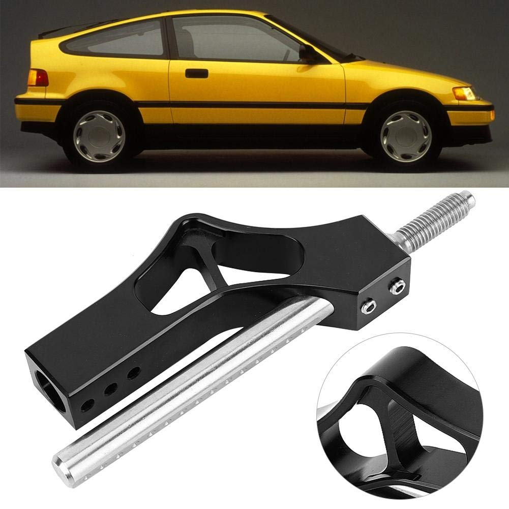 Aluminum Car Gear Extender Adjustable Shifter Lever Shift Knob Fit Para Honda Civic 1988-2000 Suuonee Shift Knob Extender