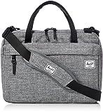 Herschel Supply Co. Gibson Laptop Messenger Bag, Raven X, One Size