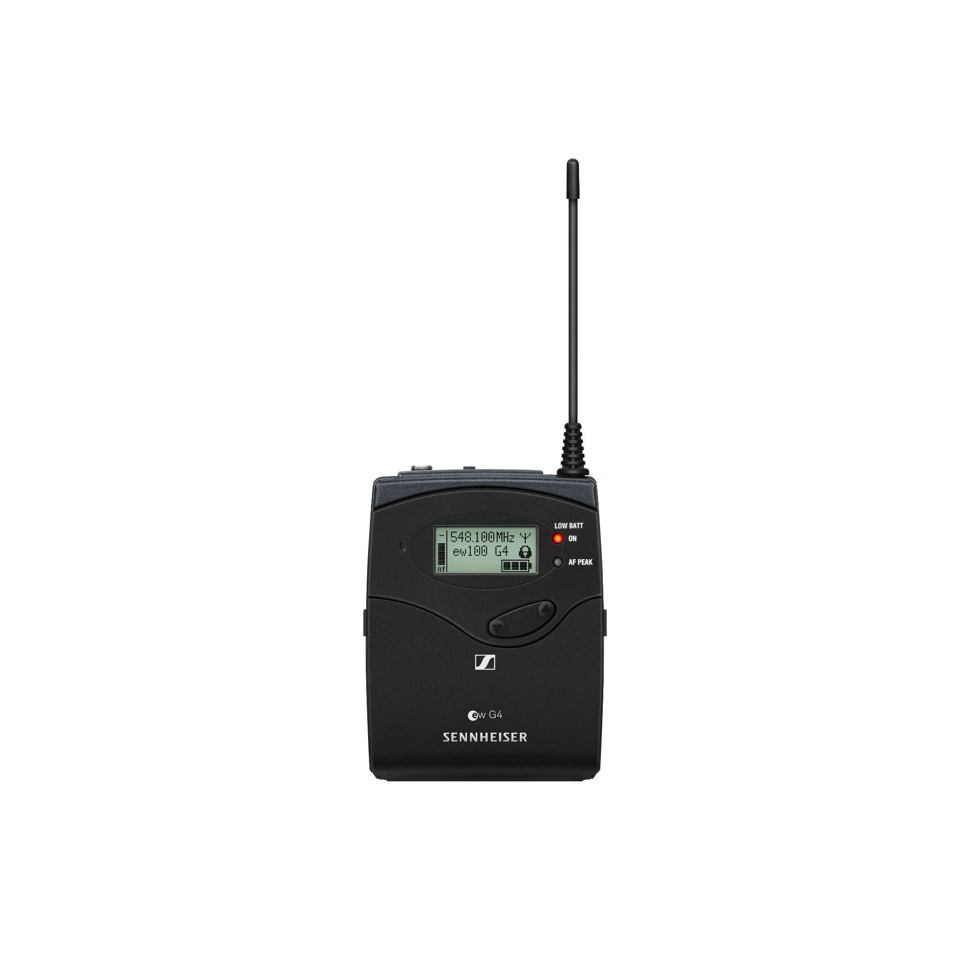 Sennheiser Pro Audio Bodypack Transmitter (SK 100 G4-A) by Sennheiser Pro Audio