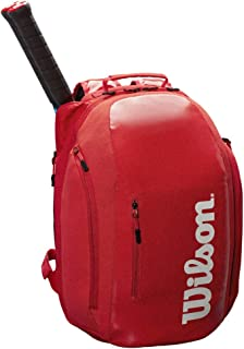 Wilson Super Tour Backpack Red - WRZ840896