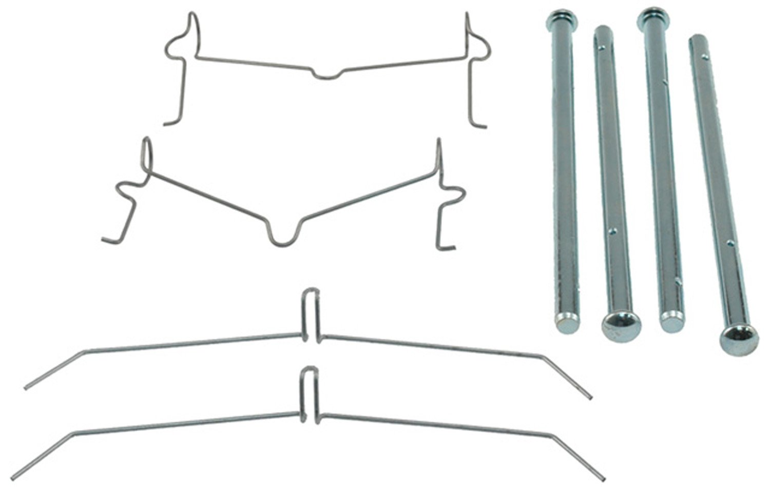 ACDelco 18K1947X Professional Front Disc Brake Caliper Hardware Kit with Springs and Pins