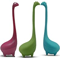 WenX 3 Pcs Baby Nessie Tea Infuser –